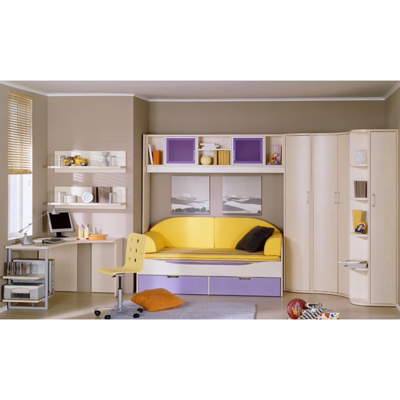 МИЛЕНА, Мебель для детских комнат, DEDAL