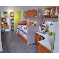 РАДУГА, Мебель для детских комнат, DEDAL