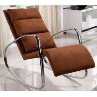 Кресло-качалка  MK-5509-BR Коричневый