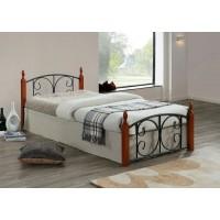 Кровать с изножьем  MK-5220RO , МК- 5521RO