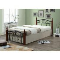 Кровать с изножьем MK-5224RO , МК- 5225-RO