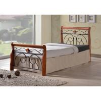 Кровать с изножьем MK-5227-RO , MK-5228-RO