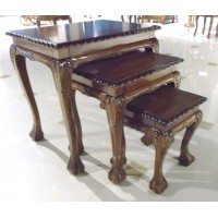 Набор из 3-х столиков MK-2523-NM