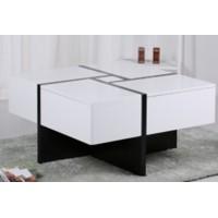 Журнальный стол  MK-5804-WT Белый