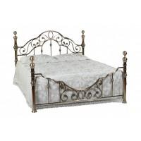 Кровать двуспальная с изножьем 9603