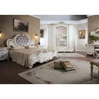 Спальня Элиза с 4 дверным шкафом