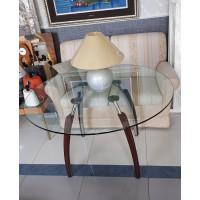 Стол обеденный (стекло)  арт.11012 INTRA