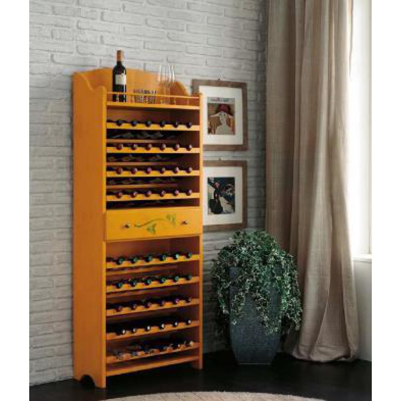 Фото винный шкаф на лоджии.