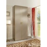 Шкаф 2 дв. P1610 с алюминиевым профилем Palmari