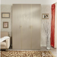 Шкаф 3 дв. P1620 с алюминиевым профилем Palmari