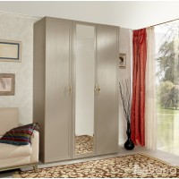 Шкаф 3 дв. с зеркалом  P1550 Palmari