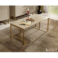 Журнальный столик P1390 на металлических опорах Palmari