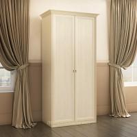 Шкаф 2-дверный Ekaterina крем
