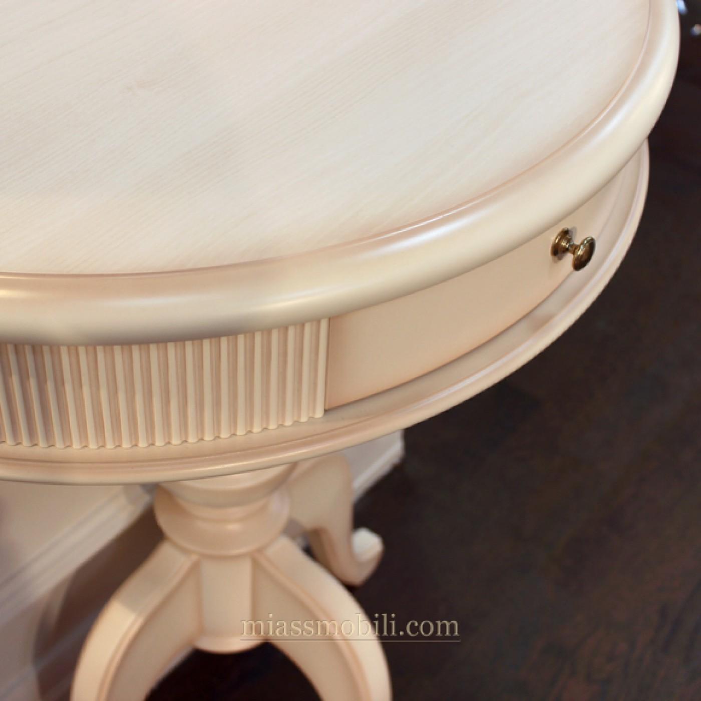 Стол консольный для прихожей Joconda крем