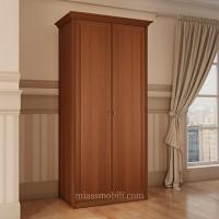 Шкаф 2-дверный Ekaterina орех