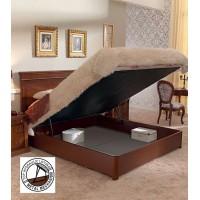 Кровать Panamar  полуторная, с подъемным механизмом 135x200 см (810/460)