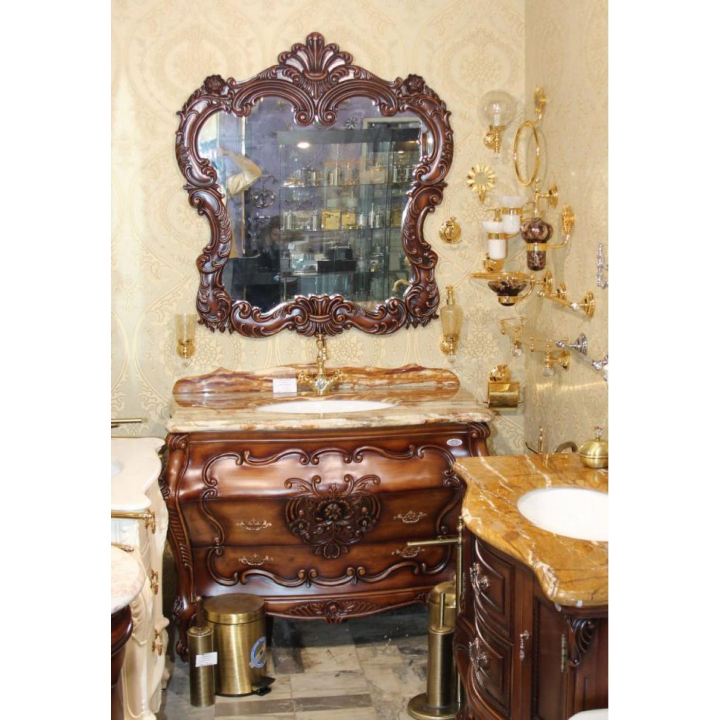 BELVEDERE, мебель для ванных комнат, TESSORO