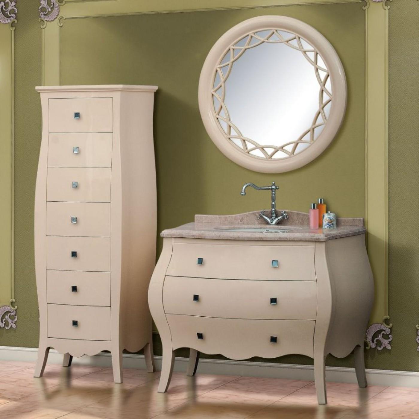 CAMILLA, мебель для ванных комнат, TESSORO